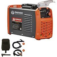 Daewoo Power Products DW160MMA Soldador, Negro / Naranja