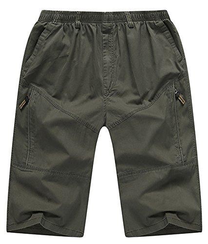 DQQ -  Pantaloncini  - Uomo Army