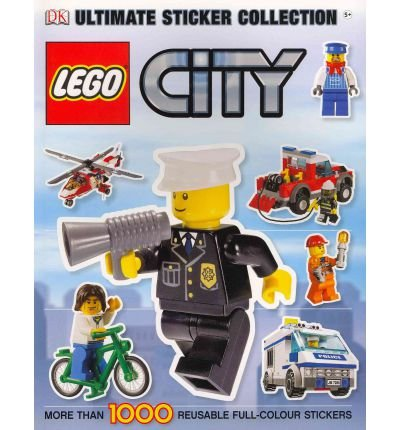 (LEGO City Ultimate Sticker Collection) By Activity Books (Author) Paperback on (Nov , 2011)
