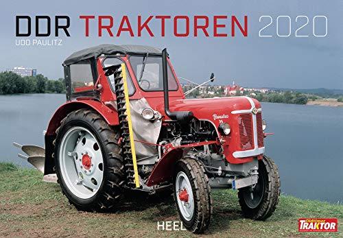 DDR Traktoren 2020: Ostalgie der Landwirtschaft