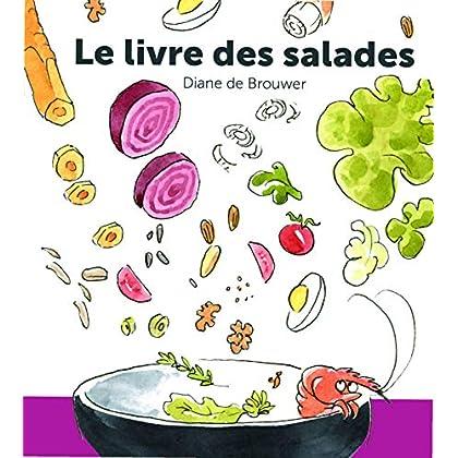 Le livre des salades