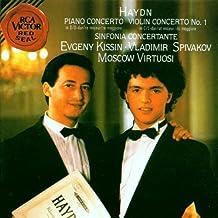 Piano Concerto in D / Violin Concerto No. 1 / Sinfonia Concertante