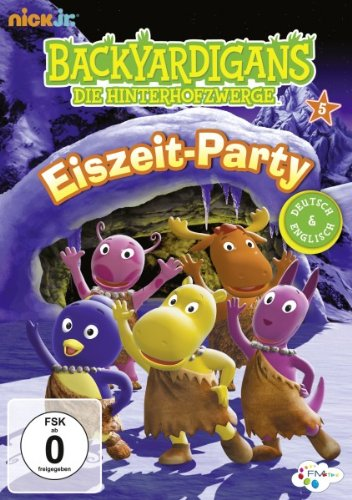 Backyardigans: Eiszeit-Party (Teil - Dvd Backyardigans