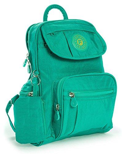 Big Handbag Shop, Borsa a zainetto donna Turchese (Turchese)