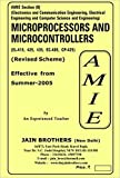 AMIE - Section (B) Microprocessors and Microcontrollers (EL- 415, 425, 435, EC-405, CP-425) Electrical Engineering Solved and Unsolved Paper (Winter,2015)