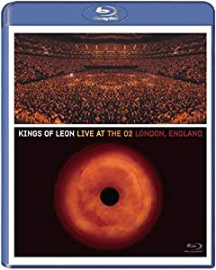 Kings Of Leon: Live At The O2 [Blu-ray] [2010]