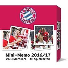 Teepe 23172 Sportverlag FC Bayern München Mini Memo 16/17