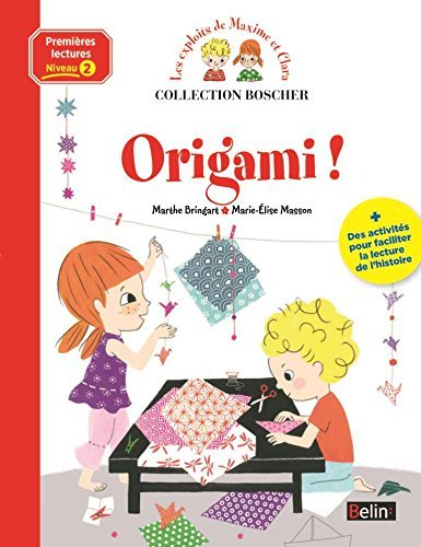Origami ! by Marthe Bringart (2015-08-09)