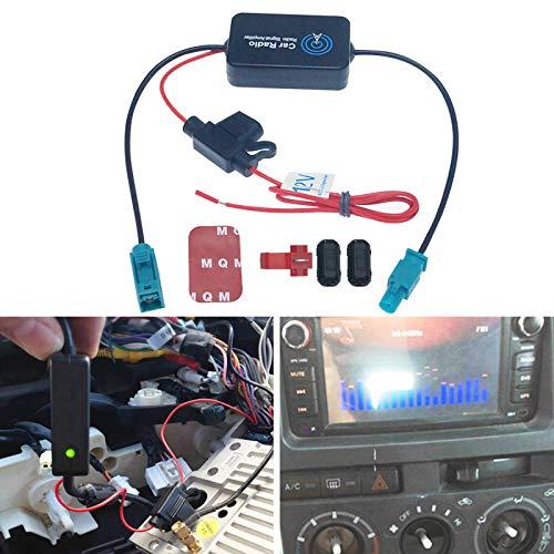 12 V Antennes Amplificateur Autoradio Antenne Amplificateur Radio Amplificateur Pour Mazda