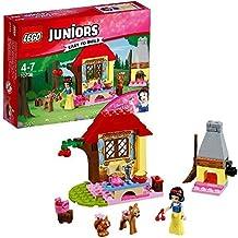 LEGO Juniors Princesas Disney Juniors - Cabaña de Blancanieves en el bosque (10738)