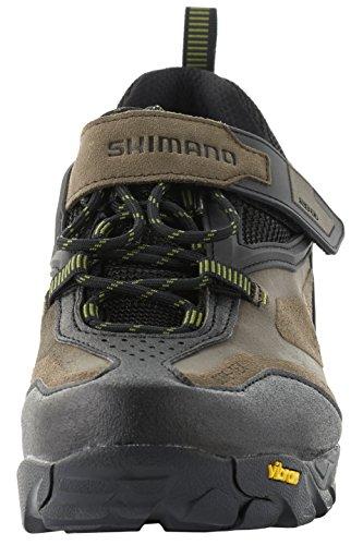 Shimano E-SHMT71 Unisex-Erwachsene Radsportschuhe - Mountainbike Braun