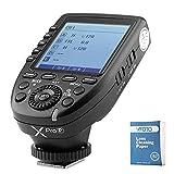 Godox XPro-P 2,4 G TTL, Disparador de Flash inalámbrico Compatible con cámaras Pentax K-1 KP K70 K50 645Z 2 K-3II (XProP)