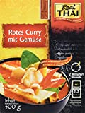 Real Thai Rotes Curry mit Gemüse, 3er Pack (3 x 300 g) - Best Reviews Guide
