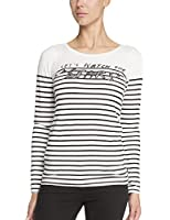 Maison Scotch Damen Langarmshirt 14240750897