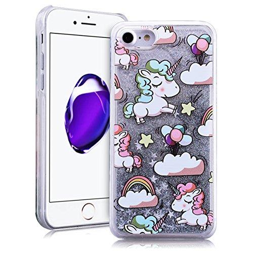 SMARTLEGEND Glitter Rigida Custodia per iPhone 7(4.7