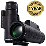 Lambent Panda Mobile Monocular Zoom Telescope with Wide Angle for Camping, Hiking, Fishing