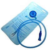 SODIAL(TM) 2L Hiking Cycling Hydration System Bag Water Bladder