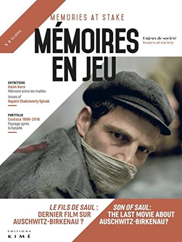 Memoires en Jeu N2 par Collectif