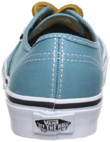 Vans U AUTHENTIC VSCQ7GO Unisex-Erwachsene Sneaker Türkis (BrushedTwill)P)