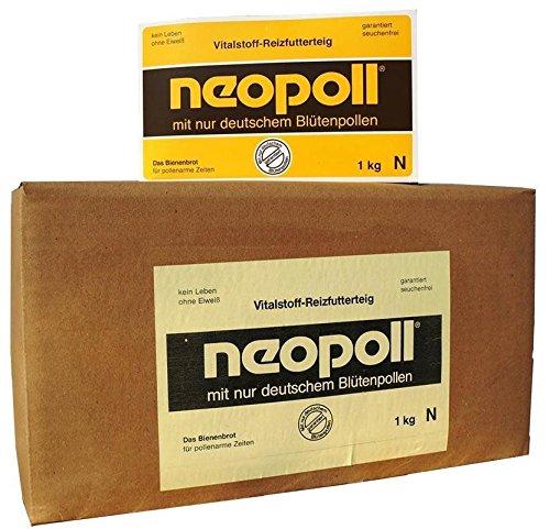 NEOPOLL - BEEKEEPING BEE FOOD - FONDANT (LIKE CANDIPOLLINE/GOLD AMBROSIA) Test