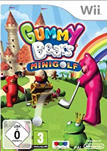 Gummy Bears : Mini Golf