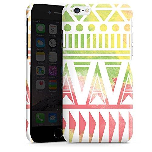 Apple iPhone 5 Housse Outdoor Étui militaire Coque Motif Motif couleurs Cas Premium brillant