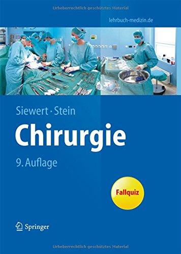 Chirurgie: mit integriertem Fallquiz - 40 Fälle nach neuer AO (Springer-Lehrbuch)