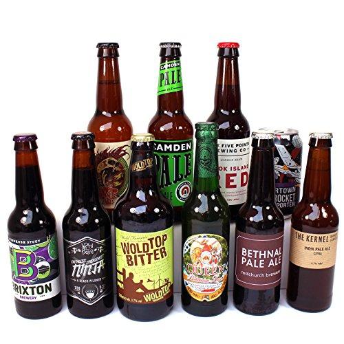 Top 10 Most Popular Craft Beers