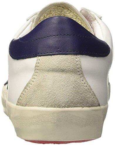 ISHIKAWA Low, Sneakers basses mixte adulte Bianco
