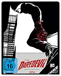 Marvel´s Daredevil: Die komplette 1. Staffel - Steelbook  [Blu-ray] [Limited Edition]