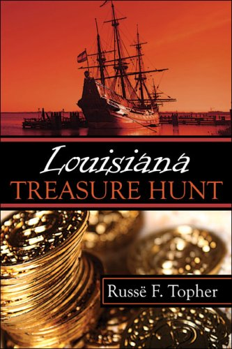 Louisiana Treasure Hunt Cover Image
