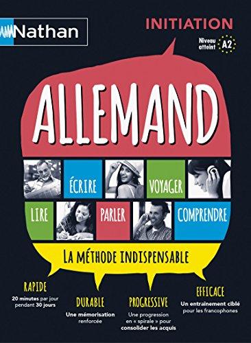 COFFRET ALLEMAND INITIATION (VOIE EXPRESS) 2014