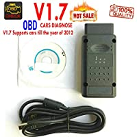 OBD V1.7 OBD2 OBD Diagnostic Scanner Trouble Code Reader-HR-Tool®