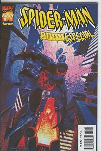 Spiderman 2099 especial 96: la amenaza de la araña humana