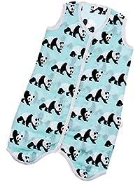 MagiDeal Saco de Dormir de Algodón Estera de Bebés Juguetes Educativos Decoración de Habitación - Panda