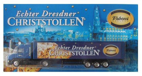 Vadossi Nr. - Echter Dresdner Christstollen - Scania - Sattelzug