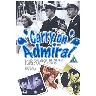 Carry On Admiral [1957] [DVD]