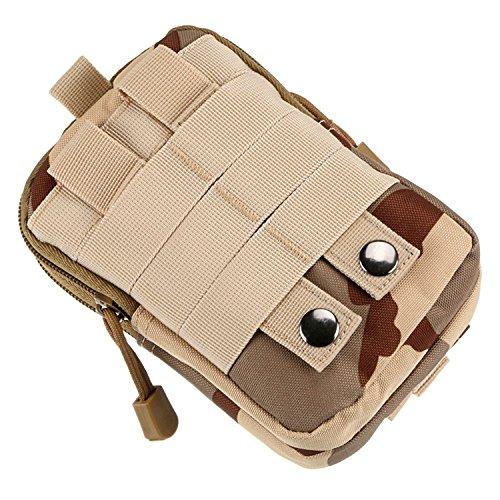 Tactical Sport & Outdoor Tasche Kompakt Outdoor Mehrzweck-Utility Gadget Werkzeug Gürtel Taille Tasche Pack SanSha