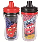 The First Years  9 oz Cars Insulated Cup (Pack of 2)