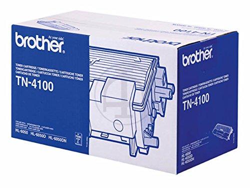 Hl6050 Serie (Brother original - Brother HL-6050 Series (TN-4100) - Toner schwarz - 7.500 Seiten)