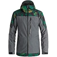 Quiksilver Tension Giacca, Protea Green, S
