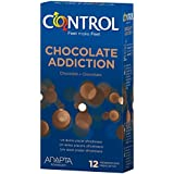 Control Chocolate Addiction Preservativos - 12 Unidades