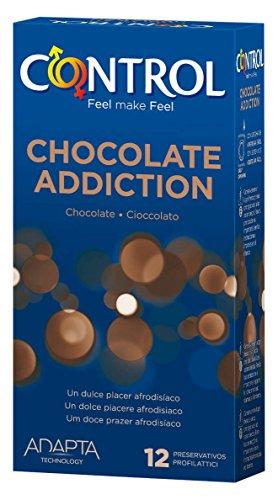 control-chocolate-addiction-preservativos-12-unidades