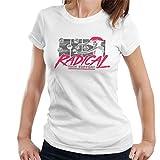 Cowboy Bepop Edward Radical Tech Support Women's T-Shirt