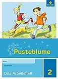 Pusteblume. Das Sachbuch - Ausgabe 2014 für Sachsen: Arbeitsheft 2 + FIT MIT