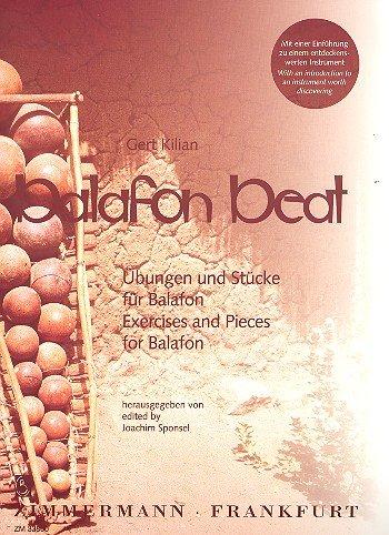 Preisvergleich Produktbild Balafon Beat - Uebungen und Stuecke Fuer Balafon