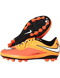Image of Botas Nike Hypervenom Phelon AG Junior -Naranja-
