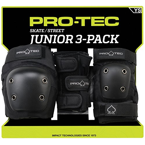 pro-tec-padset-street-gear-junior-3-pack-black-m