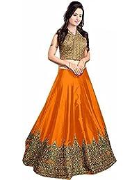 53d3c29fd3 Amazon.in: ₹500 - ₹750 - Lehenga Cholis / Ethnic Wear: Clothing ...