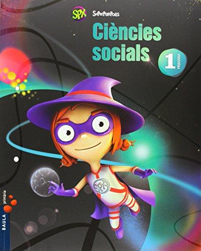 Ciències socials 1r Primària Superpixèpolis LA (Projecte Superpixèpolis) - 9788447927623